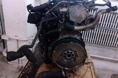 Капитальный ремонт двигателя (ДВС)