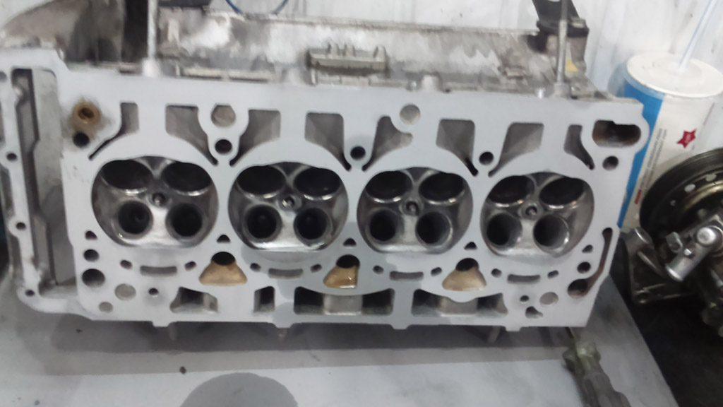 Капитальный ремонт мотора Аудио Q5