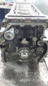 Капитальный ремонт мотора Аудио Q5 3